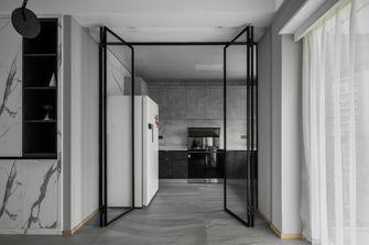 140平米三室两厅现代简约风格厨房效果图