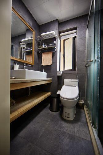 90平米日式风格卫生间装修图片大全