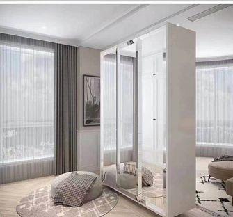 130平米四室两厅混搭风格衣帽间装修图片大全