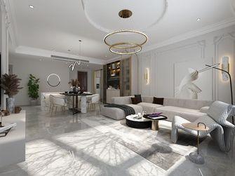 100平米三室一厅法式风格其他区域效果图