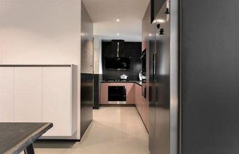 90平米混搭风格厨房设计图