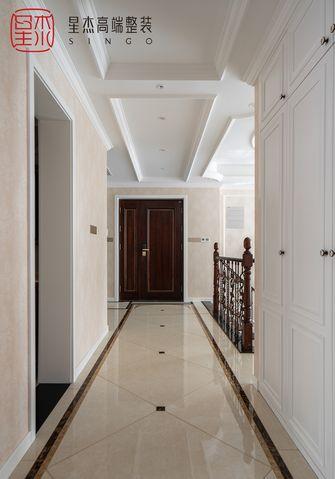 140平米复式美式风格玄关装修图片大全