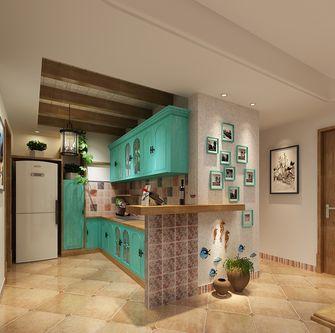 140平米四地中海风格厨房欣赏图
