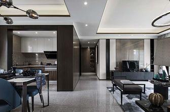 130平米三新古典风格客厅图片大全