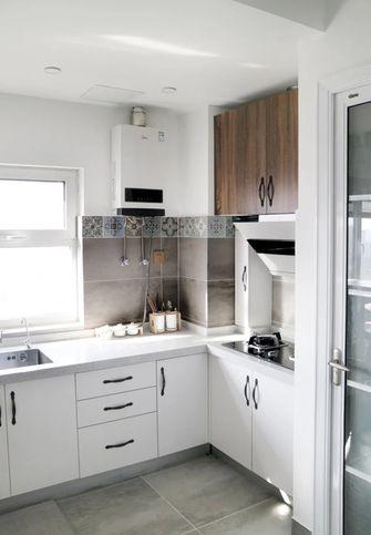 40平米小户型田园风格厨房装修图片大全