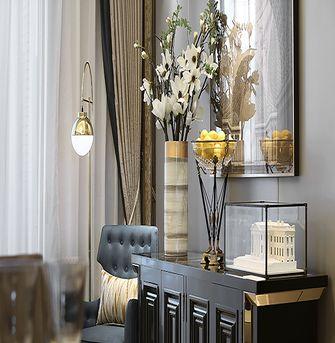 130平米四室一厅欧式风格客厅欣赏图