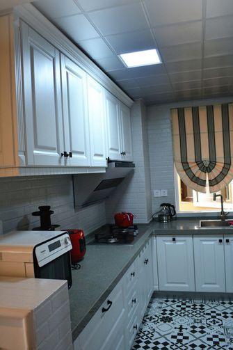 60平米一居室美式风格厨房装修图片大全