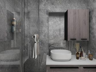 60平米现代简约风格卫生间装修案例