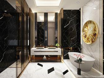 140平米三室一厅法式风格卫生间效果图