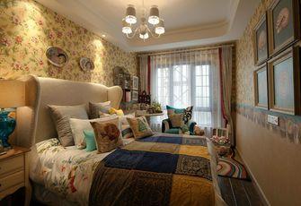 110平米四室两厅地中海风格卧室装修案例
