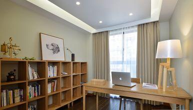 日式风格书房欣赏图