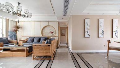 100平米三中式风格走廊图