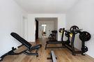 140平米复式北欧风格健身室装修图片大全