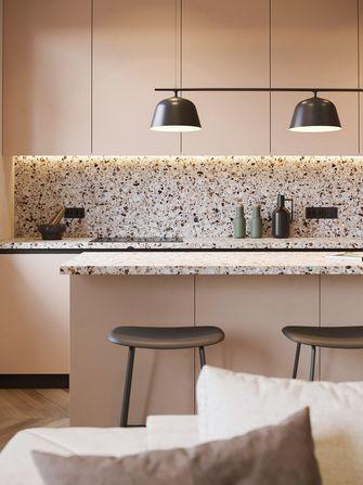 60平米公寓北欧风格餐厅欣赏图