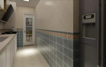70平米一居室现代简约风格走廊图片大全