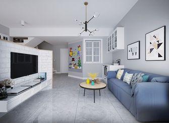 140平米四室三厅北欧风格其他区域效果图