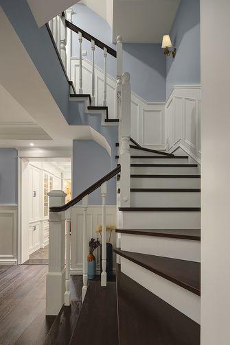 60平米公寓美式风格走廊装修效果图