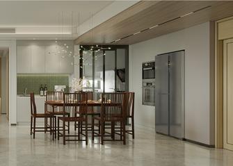 130平米三室两厅新古典风格餐厅图片