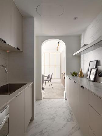 120平米三室两厅法式风格厨房装修案例