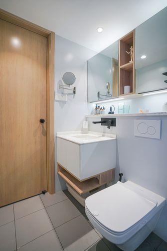 70平米日式风格卫生间装修效果图