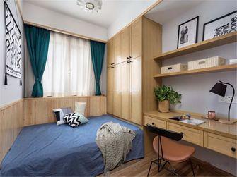 90平米三室两厅宜家风格儿童房装修案例