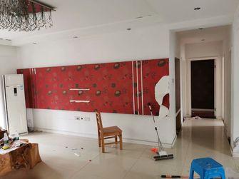 3万以下120平米三室两厅现代简约风格客厅效果图