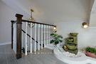 15-20万140平米复式美式风格楼梯效果图