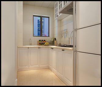 110平米四室四厅欧式风格厨房装修效果图