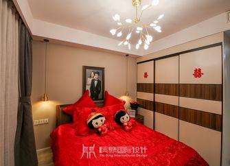 富裕型80平米现代简约风格卧室效果图