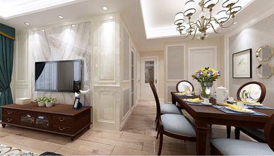 100平米三室两厅欧式风格走廊设计图