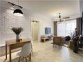 90平米一居室宜家风格客厅图