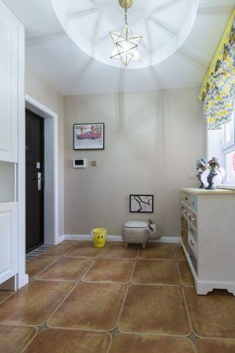 经济型80平米三室两厅现代简约风格玄关图片