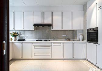 120平米四室一厅混搭风格厨房图片