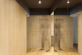 110平米三室一厅日式风格玄关效果图