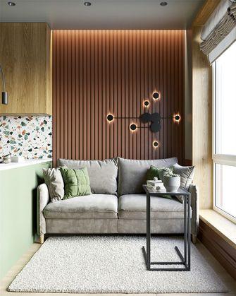 70平米公寓美式风格客厅图