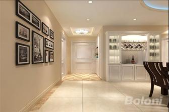 120平米欧式风格走廊装修效果图