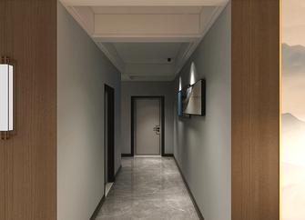 100平米中式风格走廊效果图