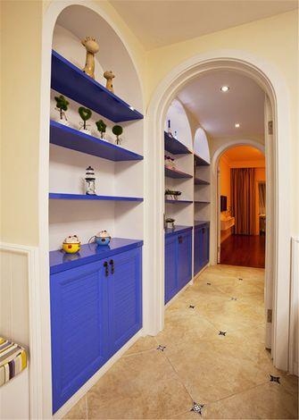 80平米公寓地中海风格走廊装修案例