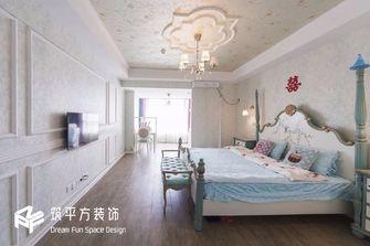 50平米一室一厅法式风格卧室设计图
