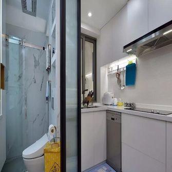 60平米现代简约风格卫生间装修效果图