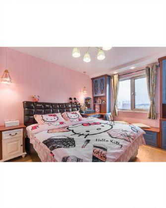 70平米田园风格卧室装修图片大全