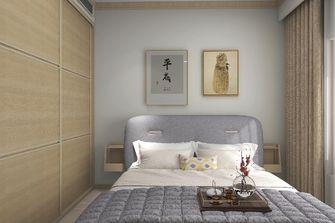 日式风格卧室效果图