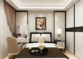 90平米欧式风格卧室图片大全
