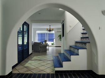 120平米复式地中海风格走廊效果图