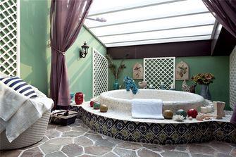 豪华型130平米四室一厅东南亚风格卫生间效果图