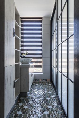 富裕型100平米中式风格卫生间图片