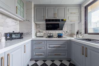 120平米四室两厅法式风格厨房欣赏图