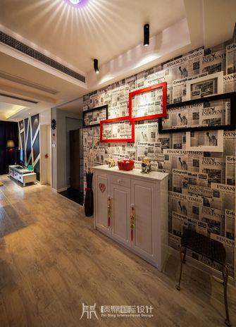 富裕型80平米现代简约风格走廊图片