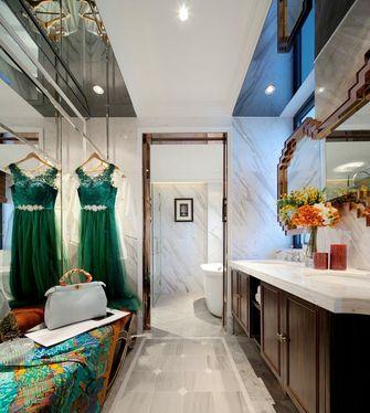 60平米三室两厅新古典风格衣帽间图片大全