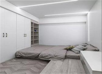 50平米小户型现代简约风格卧室欣赏图